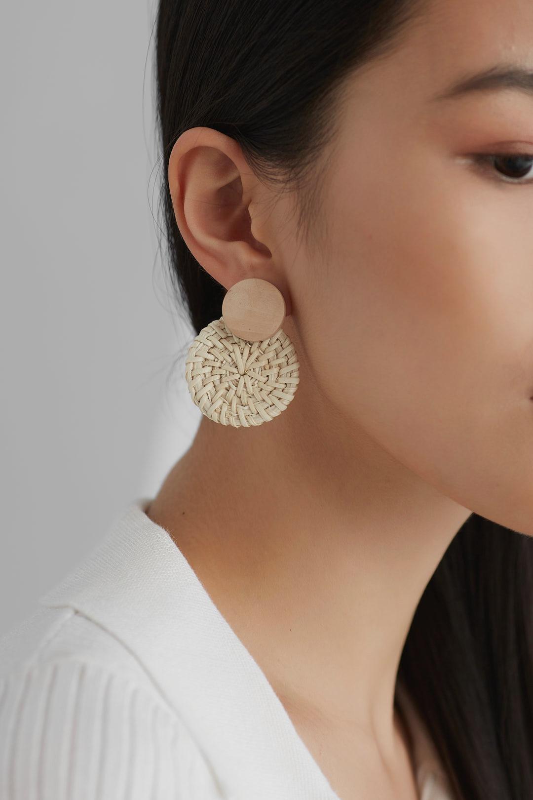 Ziva Earrings