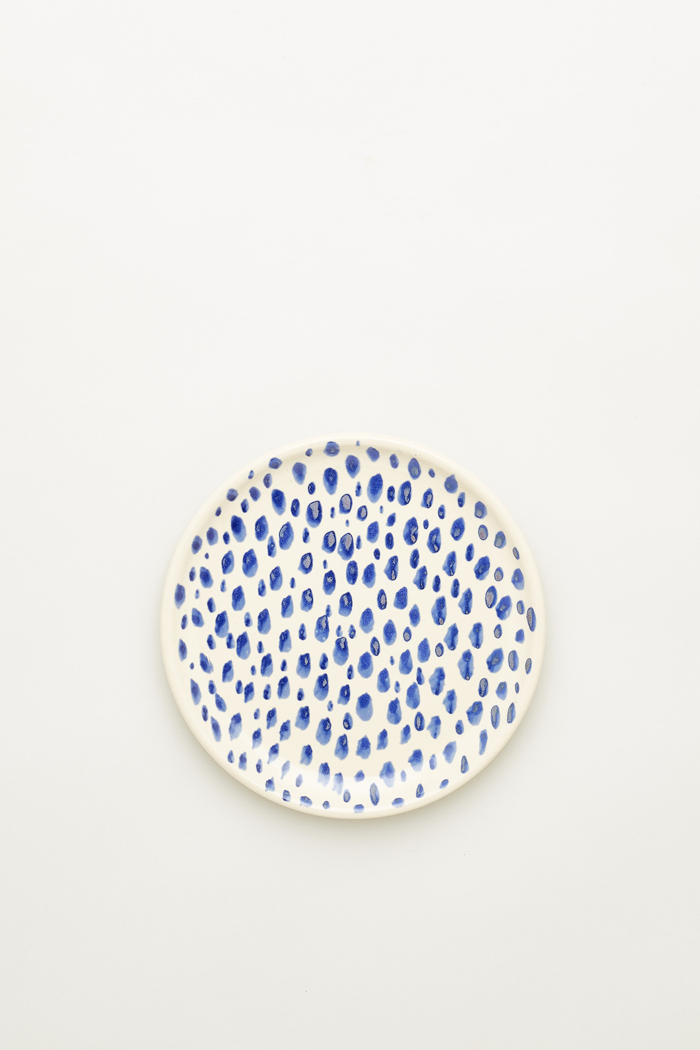 Tuhu Ceramics Western Round Plate