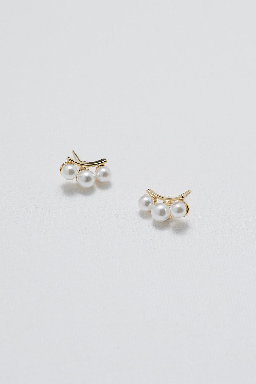 Parisa Ear Studs