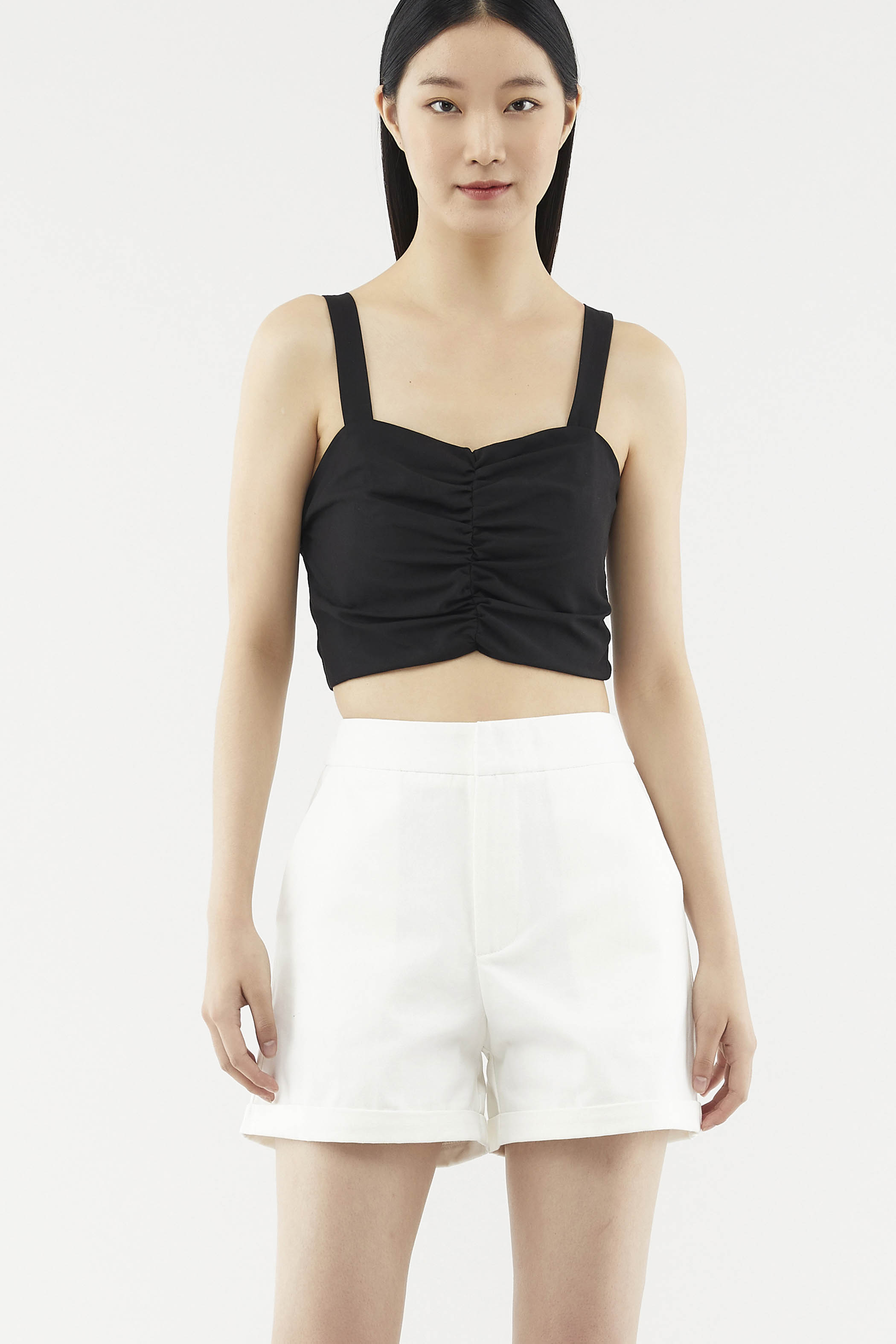 Calis Crop Top