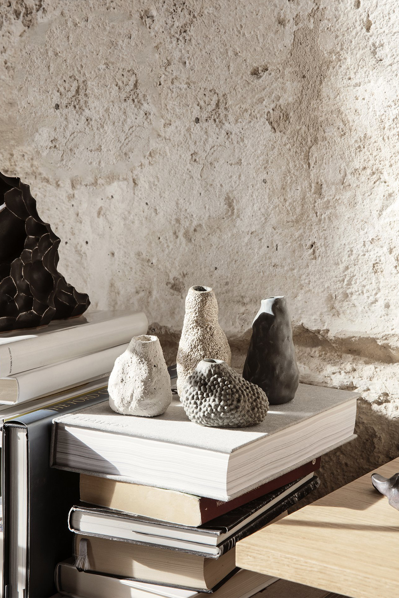 Ferm Living Vulca Mini Vase