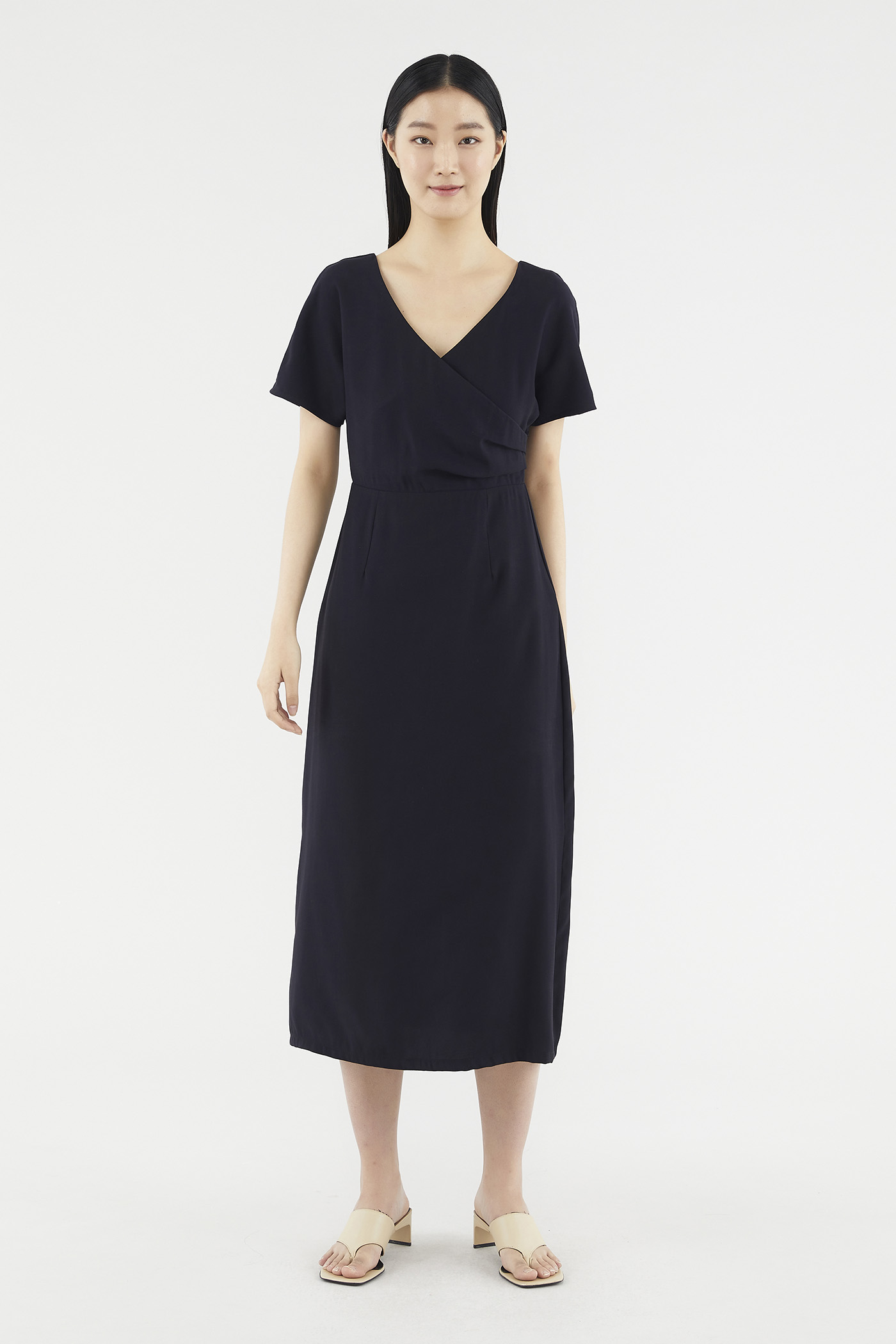 Varyne Wrap Dress