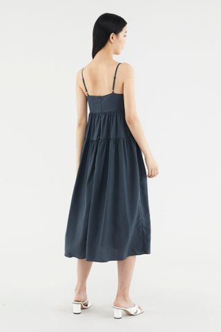 Karlynne Tiered Maxi Dress