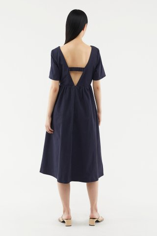Mechelle V-back Dress