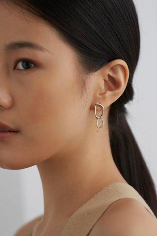 Nailah Drop Earrings
