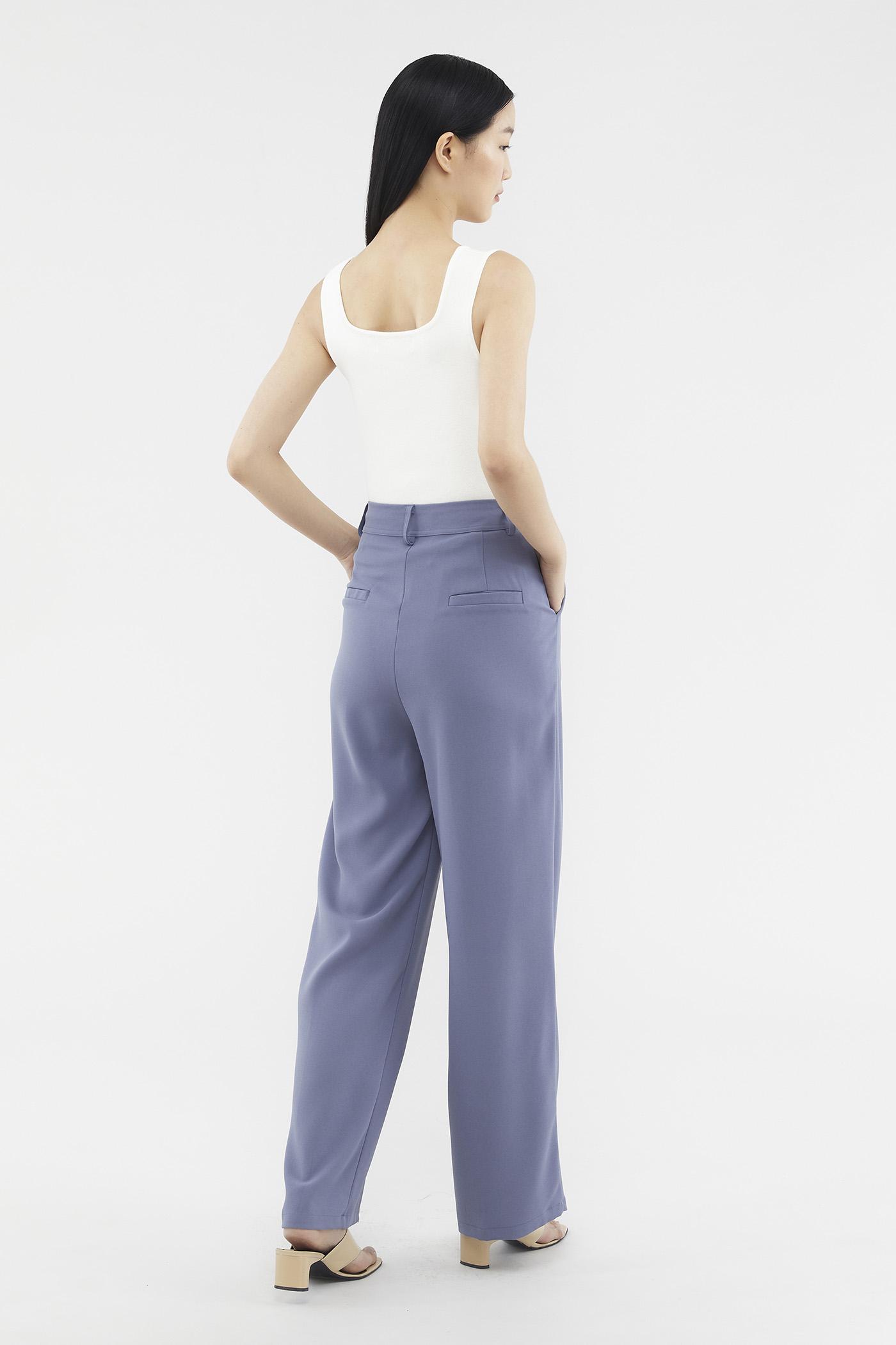 Shavonne Wide-leg Pants