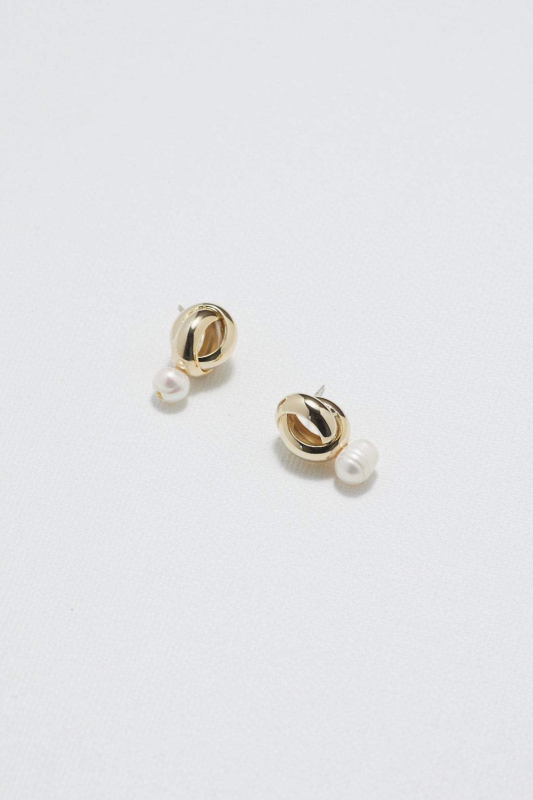 Reece Pearl Earrings