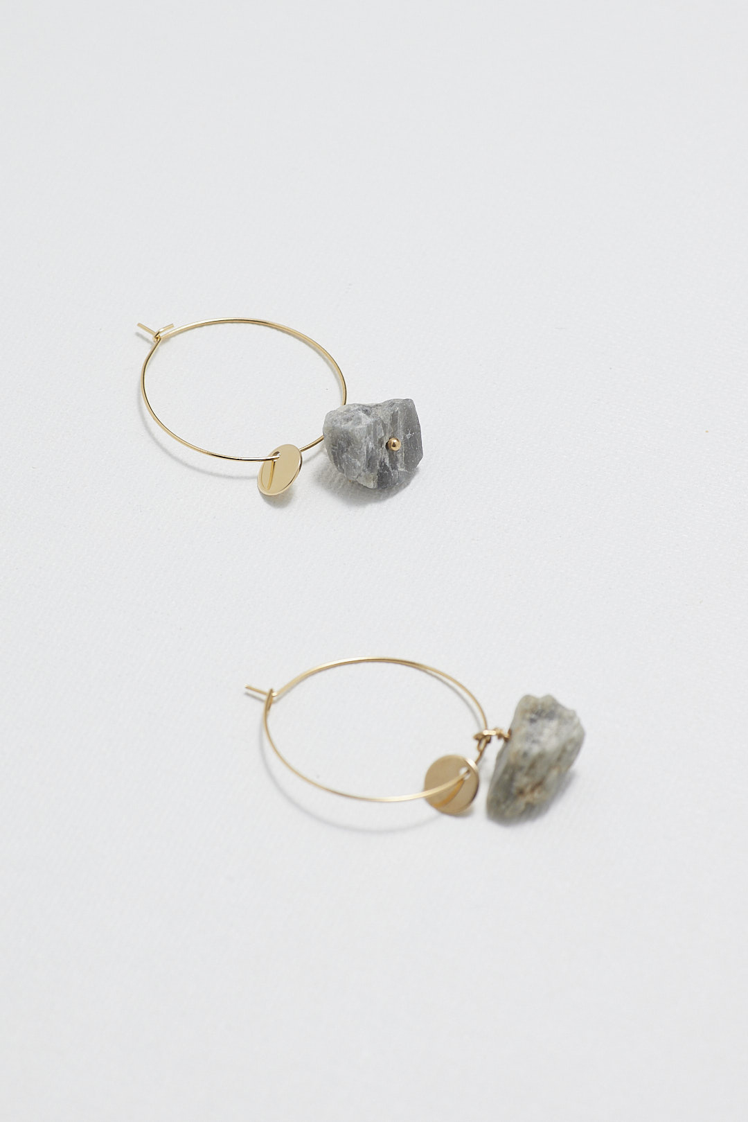 Adriel Hoop Earrings