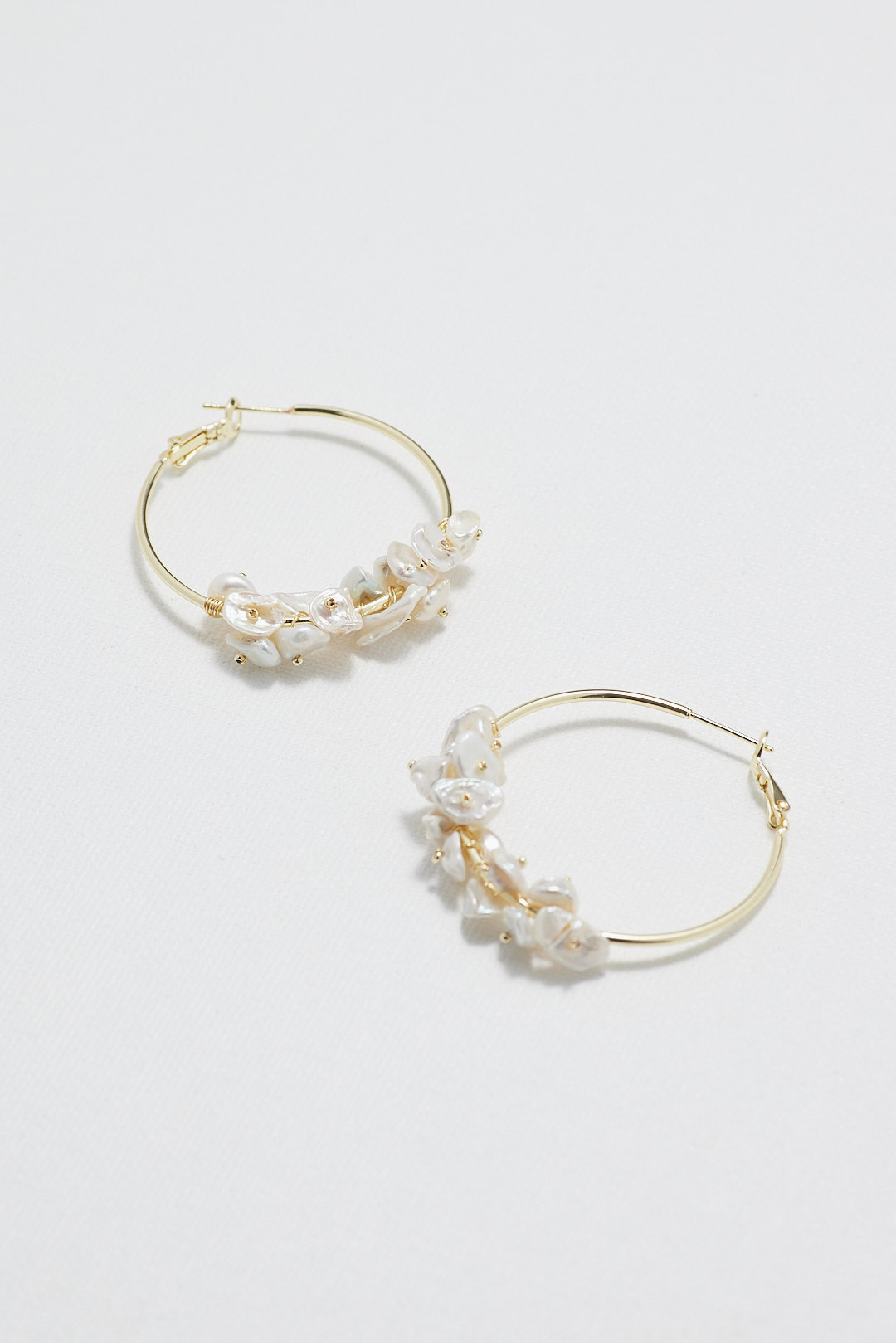 Sandra Hoop Earrings