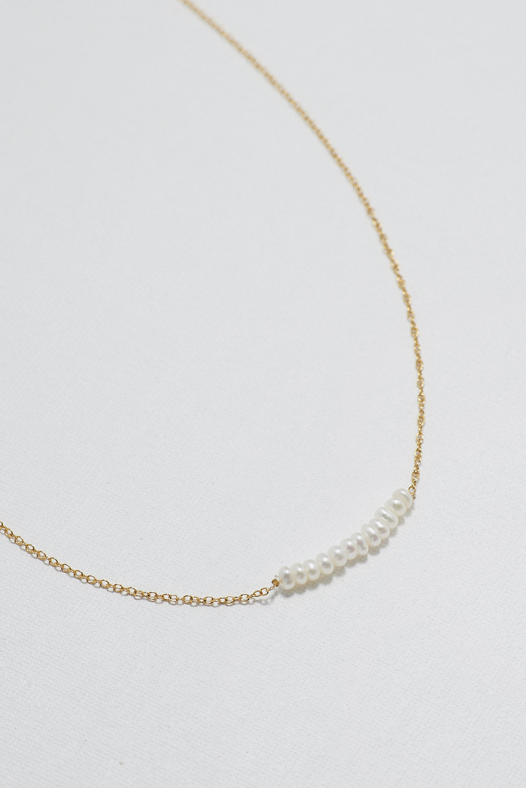 Juliane Pearl Necklace