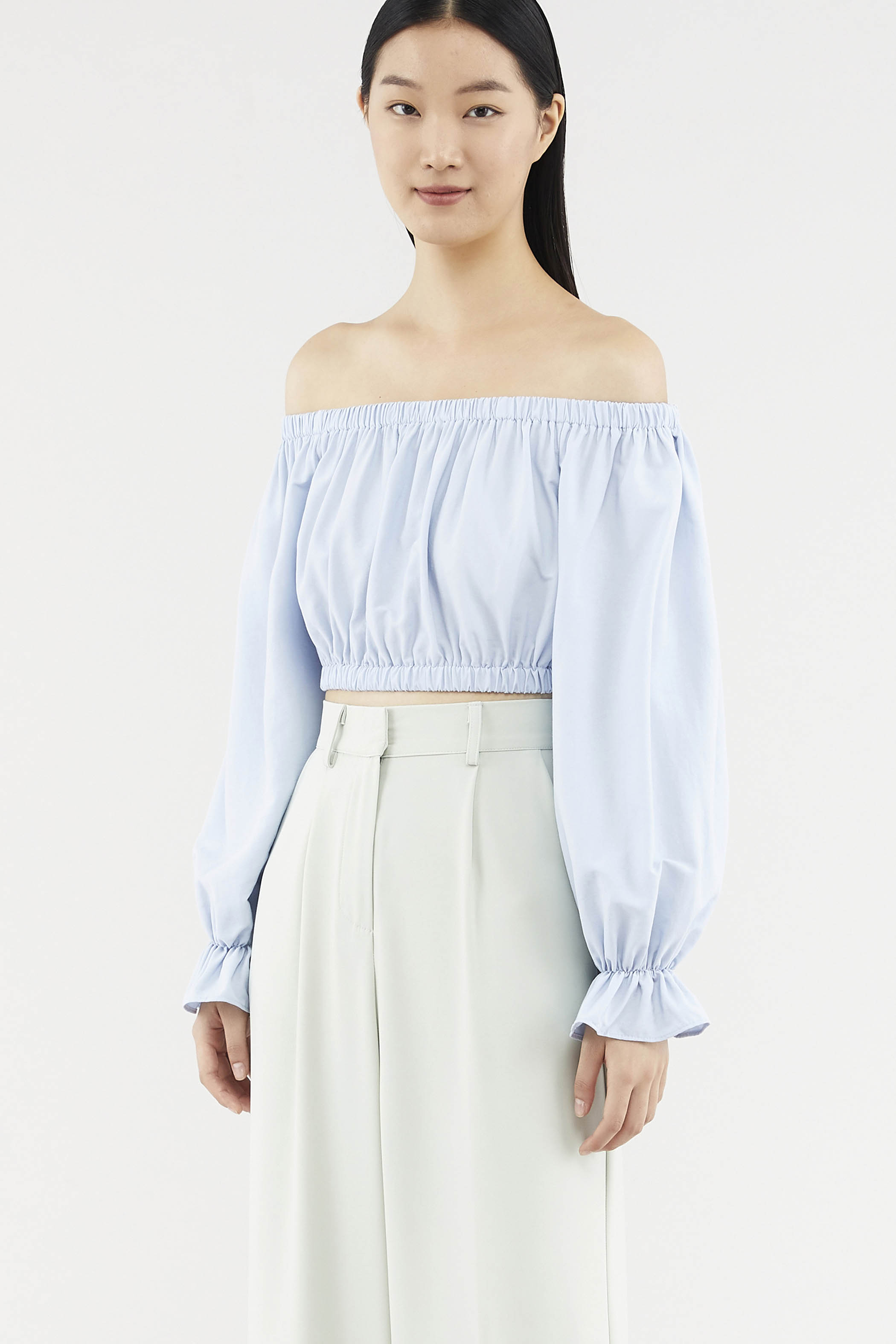Yasmine Off-shoulder Top