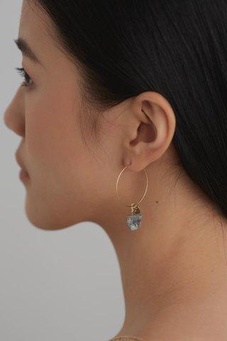 Adriel Hoop Earrings