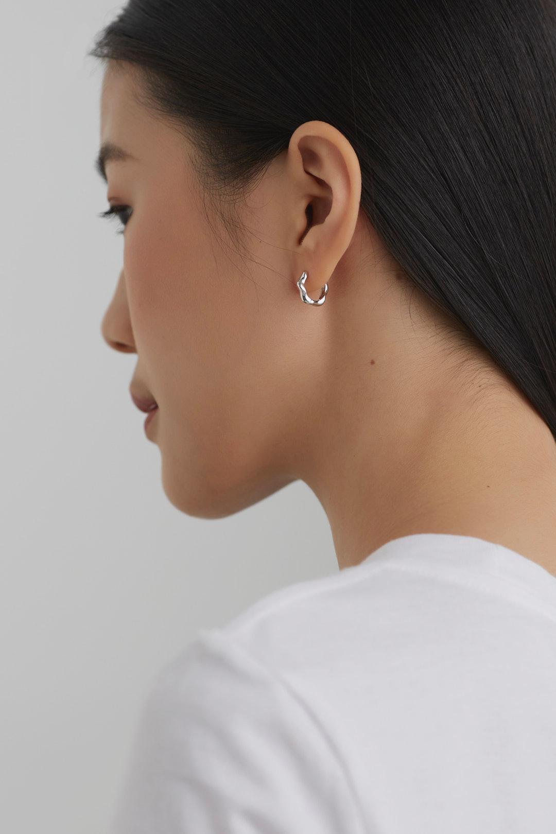 Leia Ear Studs