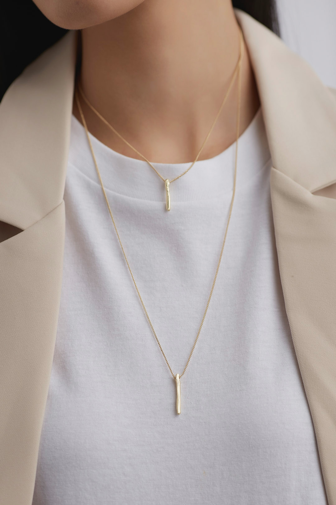 Jacee Drape Necklace