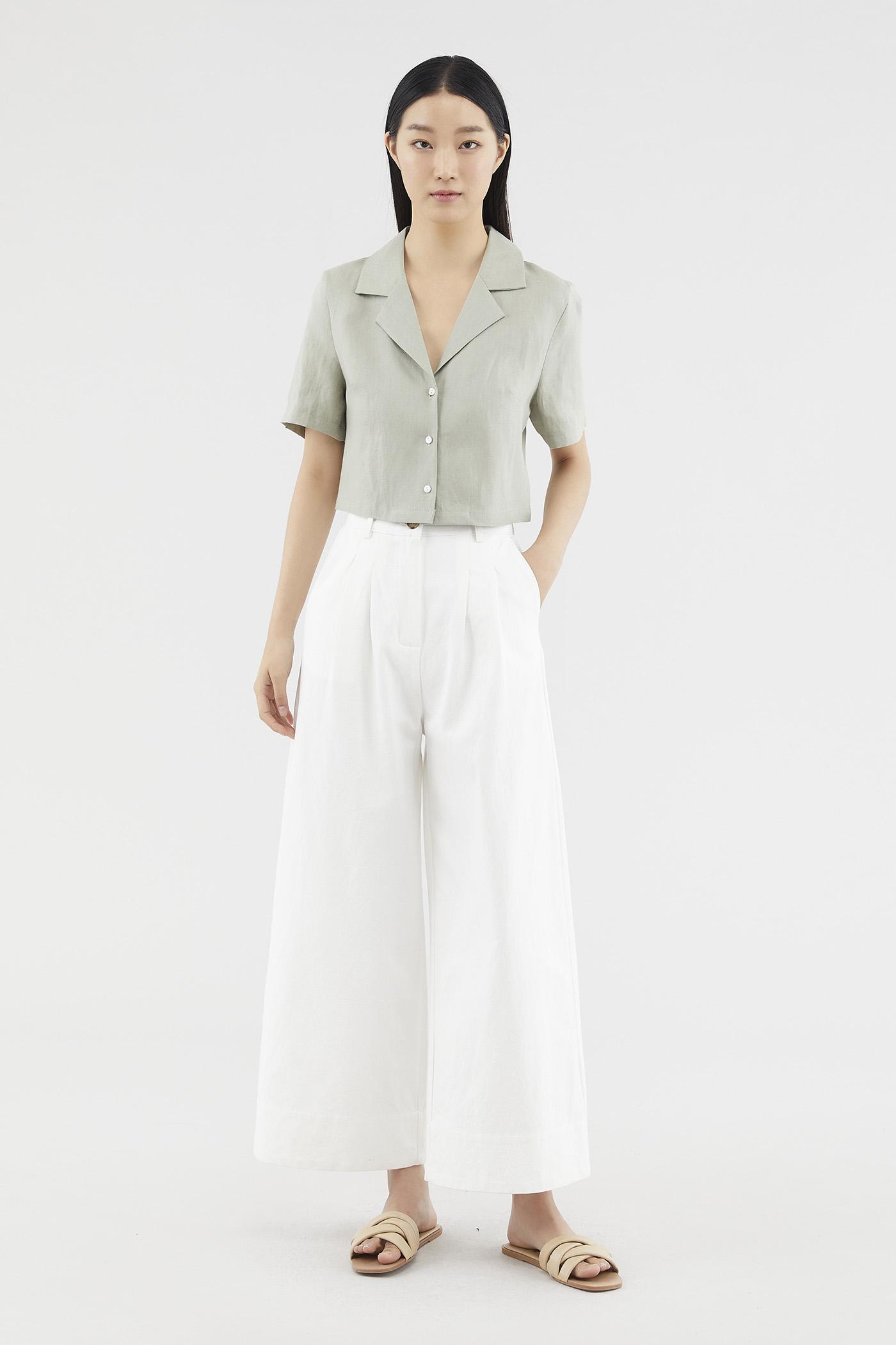 Rylie Wide-leg Pants
