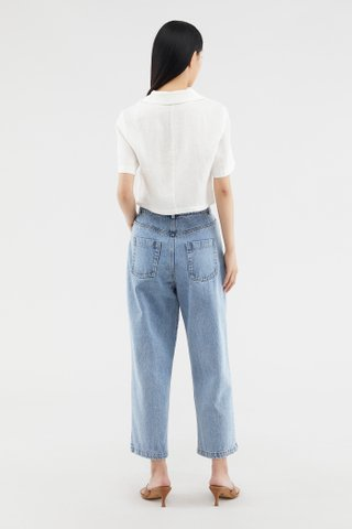 Rheta Crop Shirt